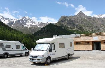 Camping c17423 in Schnalstal-Val Senales