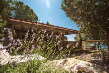 Camping Sommerküche : ▷ camping in simuni insel pag privat mieten
