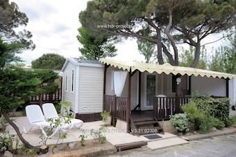 Camping c7070 in Plage de Pampelonne