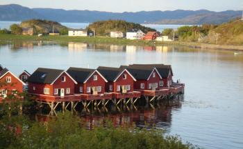 urlaub am meer in brekstad norwegen ferienhaus privat mieten. Black Bedroom Furniture Sets. Home Design Ideas