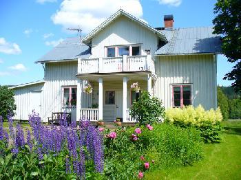 ferien auf dem bauernhof schweden ferienwohnung g nstig. Black Bedroom Furniture Sets. Home Design Ideas