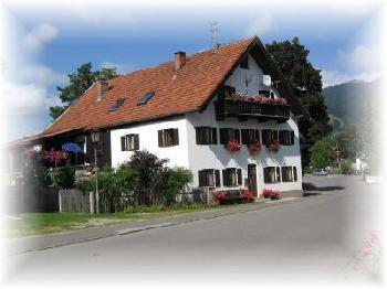 Hotel, Pension hp10817 in Unterammergau