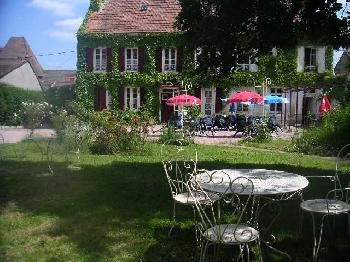 Hotel, Pension Le Breuil in Frankreich