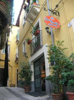 Hotel, Pension hp14510 in Catania