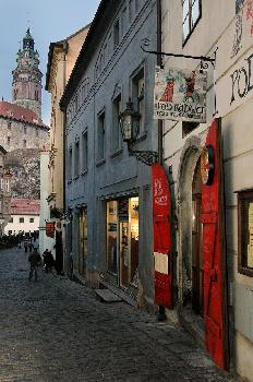 Hotel, Pension hp16851 in Cesky Krumlov