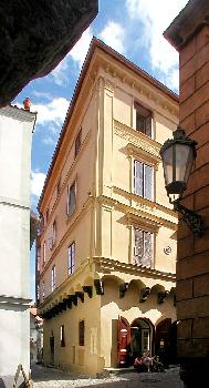 Hotel, Pension hp16853 in Cesky Krumlov