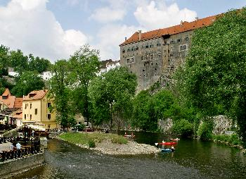 Hotel, Pension hp16854 in Cesky Krumlov