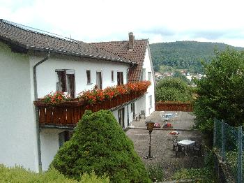 Hotel, Pension hp16908 in Bad Orb