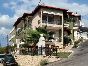 Hotel, Pension in Sarti, Griechenland