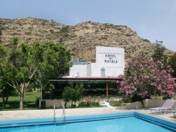 Hotel, Pension hp22788 in Matala