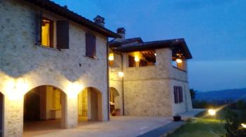 Hotel, Pension in Collazone, Italien