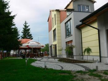 Hotel, Pension in Grzybowo, Polen