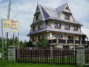 Hotel, Pension hp4199 in Bukowina Tatrzanska