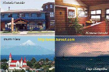 Hotel, Pension hp5584 in Puerto Varas